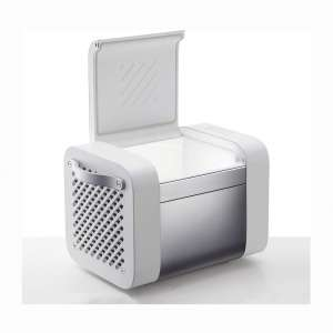 KUBE Bluetooth Speaker with 37qt Cooler Storage and Engineered to Deliver Exceptional Sound in Large Spaces by Thomas & Darden