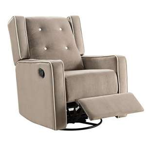 Naomi Home Odelia Swivel Recliner Chair