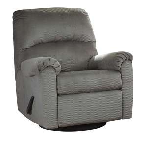 Signature Design Swivel Glider Recliner