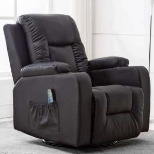 ComHom Leather Recliner Chair