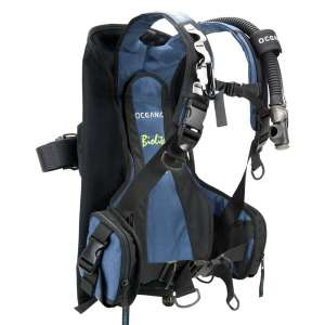 Oceanic Biolite Travel BC for Scuba Diving