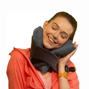 CORI Travel Pillow - World's 1st Customizable Memory Foam Travel Neck Pillow That ADAPTS to You for The Best Support