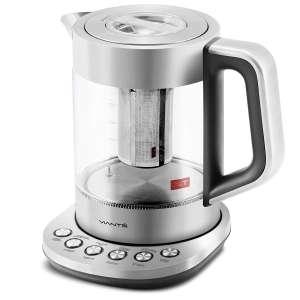 Viante Electric Tea Kettle with Digital Temperature Controls - BPA-FREE