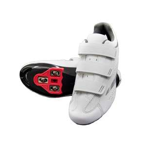 Tommaso Pista Ready Cycling Shoes with Compatible Cleat