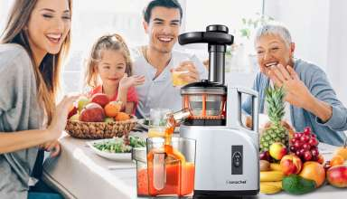 image feature Masticating Juicers