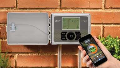 image feature Smart Sprinkler controllers