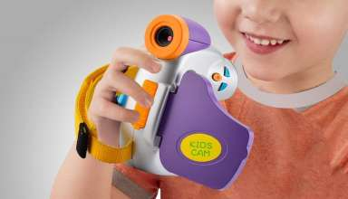 image feature camera for kids