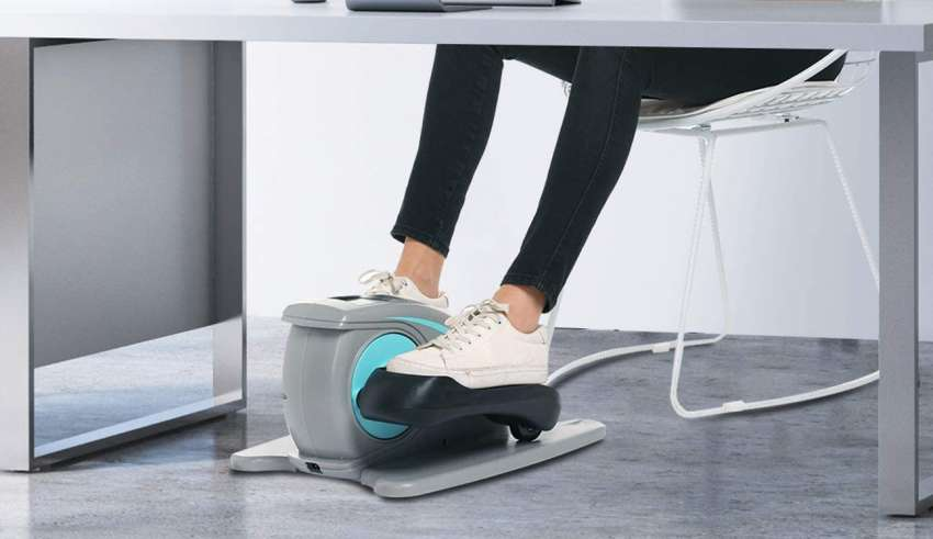image feature under desk exercisers