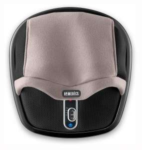 Shiatsu Air Max Heated Foot Massager | Air Compression Bladder, Warming Massage, Targets Knots & Pressure Points | Soothes Tired, Aching Feet | HoMedics
