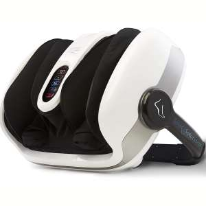 Cloud Massage Shiatsu Foot Massager Machine -Increases Blood Flow Circulation, Deep Kneading, with Heat Therapy