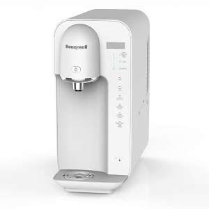 Honeywell Hot, Cold and Room Temperature Water Purifier, White