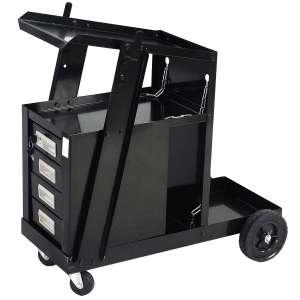 Goplus MIG TIG Welding Cart