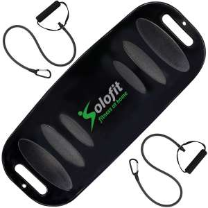 Solofit Balance Board - Perfect for Core Workout Balancing Exercises