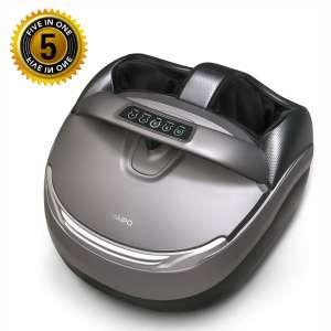Naipo Foot Massager Shiatsu Foot Massage Machine Luxury Feet Massager Deep Kneading Massage