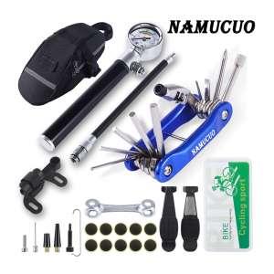 NAMUCUO Bike Tyre Repair Tool Kit