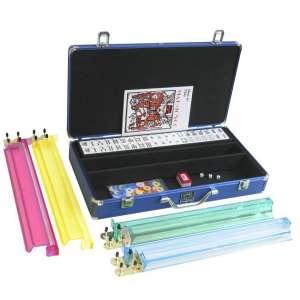 White Swan Mah Jongg American Mahjong Game Set