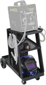 MIG TIG Welding Cabinet Welding Cart