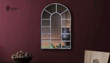 Window Barnwood Frames