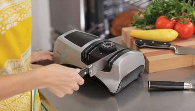 image feature electric knife sharpeners