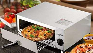 image feature electric pizza makers