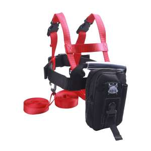 GSM Brands Skiing Safely Trainer Harness for Teaching Kids