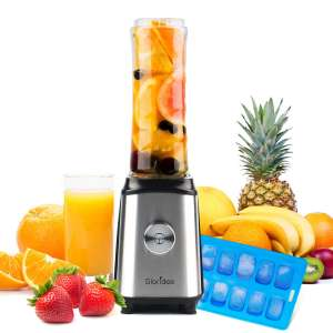 Gloridea Personal Blender for Shakes and Smoothies