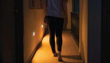 image feature indoor motion sensor lights