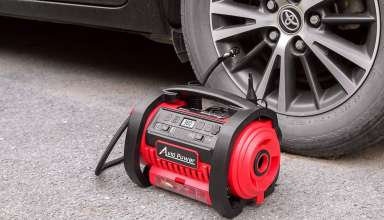 image feature portable air compressor