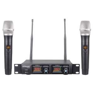 GTDaudio UHF 32 Wireless Microphones