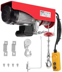 Goplus 2200lbs Lift Electric Hoist