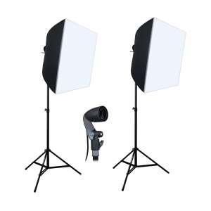 Linco Lincostore Photography Equipment Softbox Lighting Kits