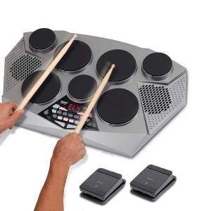 Pyle Pro Electronic Drum Kits