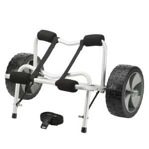 attwood Kayak & Canoe Cart, No-Deflate Tires (100 Pounds)