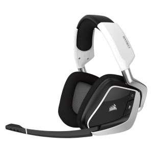 Corsair Void Pro Wireless Gaming Headsets - White