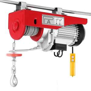 Happybuy 2200LBS Lift Electric Hoist
