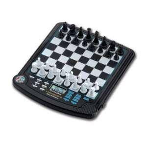 Excalibur 911E-3 Electronic Chess & Checkers Game
