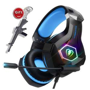 SVYHUOK Gaming Headsets with Noise Cancelling Microphone
