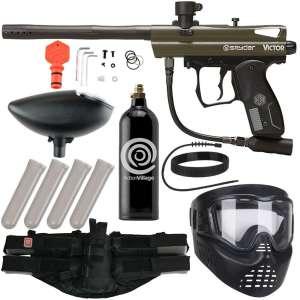 Action Village Kingman Epic Paintball Gun