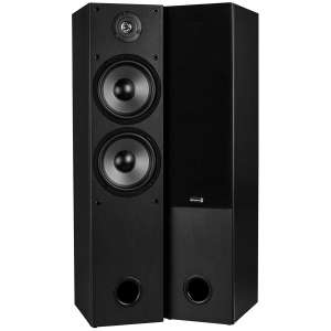 "Dayton Audio T652 Dual 6-1 2"" 2-Way Tower Speaker Pair"