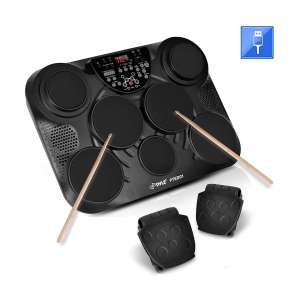Pyle-Pro Portable Electronic Drum Kits