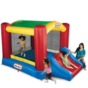 Little Tikes Shady Jump and Slide Bouncer