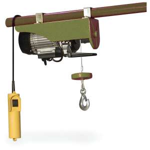 Sportsman Series 440lbs Lift Electric Hoist