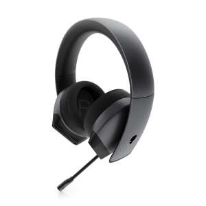 Alienware 7.1 PC Gaming Headsets with Noise Cancelling Mic