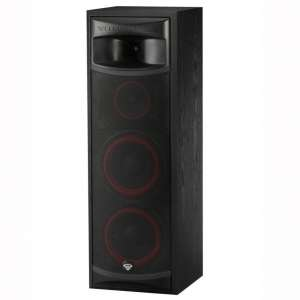 "Cerwin-Vega XLS-28 Dual 8"" 3-Way Home Audio Floor Tower Speaker"