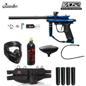 Maddog Azodin Silver Paintball Gun