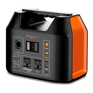 PRYMAX Portable Power Stations 555Wh