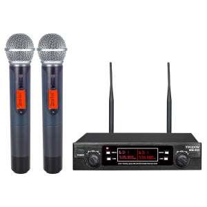 innopow Dual UHF Wireless Microphones