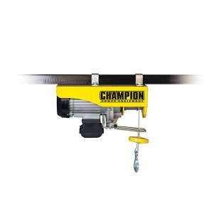 Champion 880lbs Automatic Electric Hoist