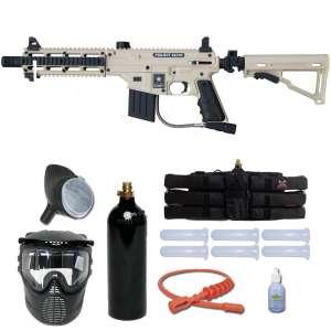Tippmann US Army Paintball Gun Player