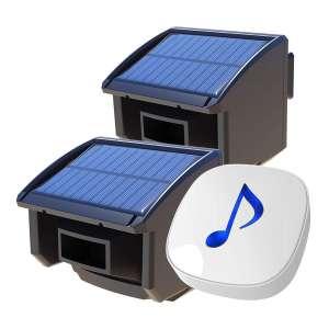 Htzsafe Solar Driveway Alarm